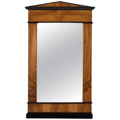 Early 19th Century Biedermeier Wall Mirror