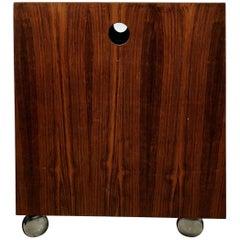 Gorgeous Rolf Hesland Rosewood Sewing Box by Bruksbo of Norway