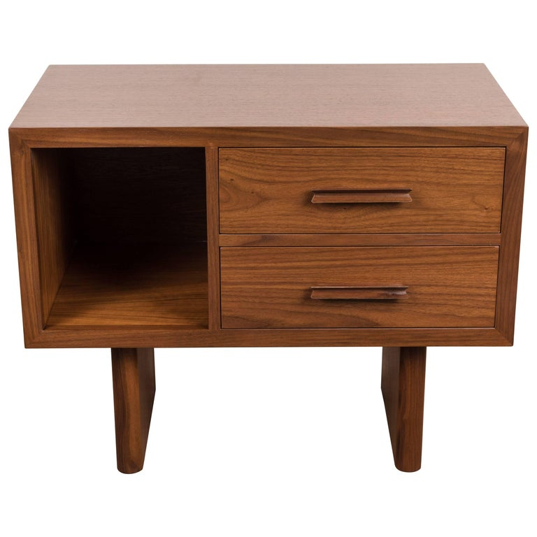 Inverness Nightstand by Lawson-Fenning For Sale