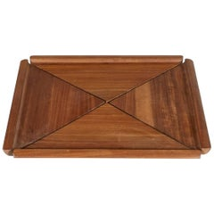 Dansk Jens Quistgaard Mutenye Large Serving Tray