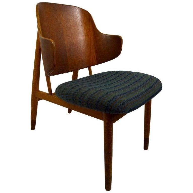 Early Kofod Larsen Lounge Chair
