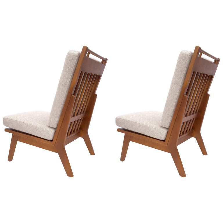 Great Pair of Lounge Chairs