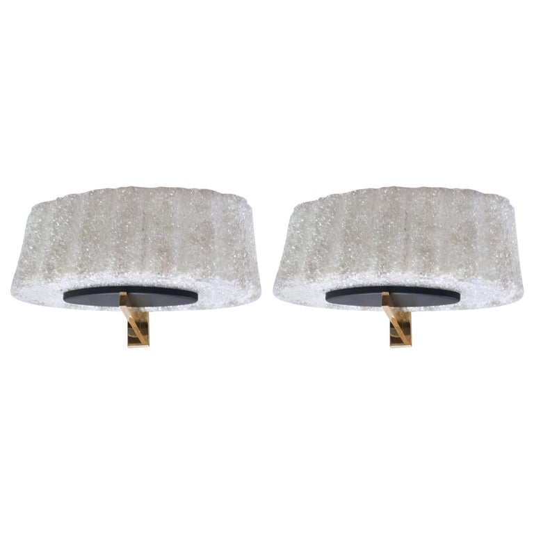 Pair of Maison Arlus Sconces, 2 pairs available  For Sale