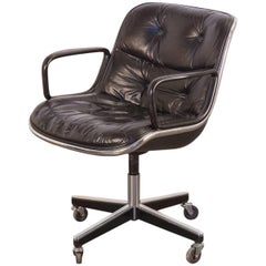 Charles Pollock Executive Desk Chair for Knoll