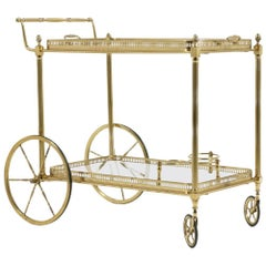 Hollywood Regency Carts And Bar Carts 77 For Sale At 1stdibs