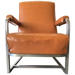 Deco Henry Dreyfuss Lounge Chair