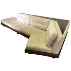 Adrian Pearsall for Craft Associates Iconic Boomerang Sofa