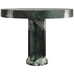 Patricia Green Marble Table, Francesco Balzano