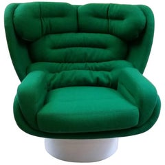 Elda Vintage Armchair by Joe Colombo