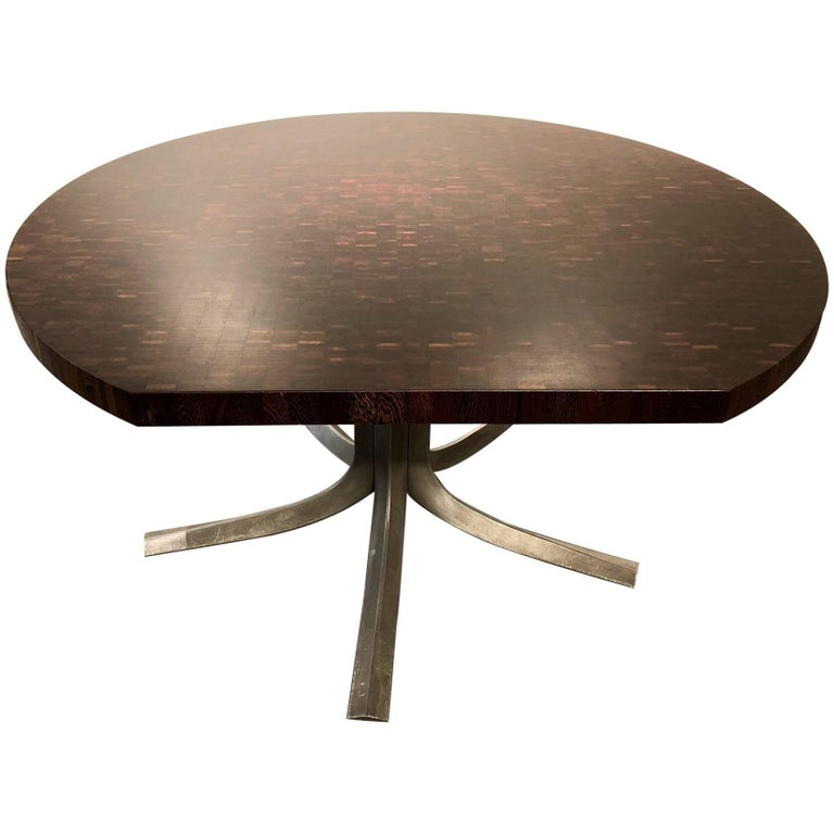 Iconic pan coupe meeting table by jules wabbes for sale for Iconic tables