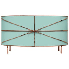 88 Secrets Sideboard Jade Rose by Nika Zupanc for Scarlet Splendour