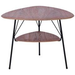 Danish Modern Triangular Table