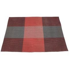 Antonín Kybal Modernist Geometric Carpet