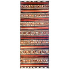 Wonderful Early 20th Century Zarand Kilim Runner