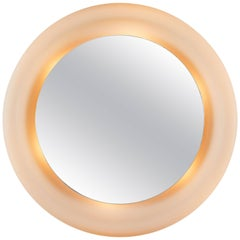 Luminous Mirror by Gianna Celada for Fontana Arte