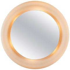 Luminous Mirror by Gianna Celada for Fontana Arte