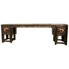 Long Chinese Altar Table, circa 1850