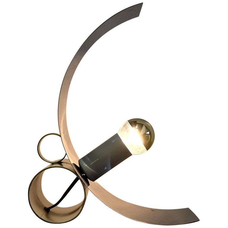 Tagliapietra Midcentury Italian Table Lamp