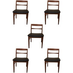 Scandinavian Set of Chairs