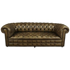 Chesterfield Sofa from England, circa 1950