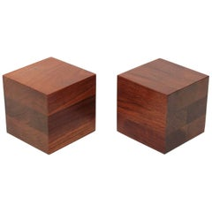 Walnut Martz Bookends