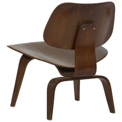 Early Eames LCW with Evans Label