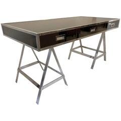 Vintage Alessandro Albrizzi Trestle Desk