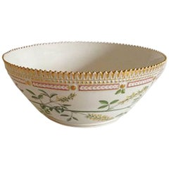 Royal Copenhagen Flora Danica Salad Bowl #3555 or #578