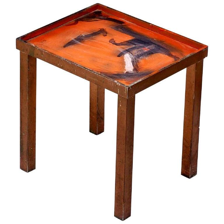 Original Robert Loughlin Side Table