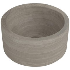 Salvatori Pozzo Basin in Silk Georgette® Natural Stone