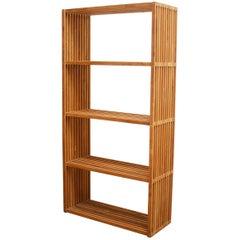 Midcentury Teak Display Shelves or Bookcase