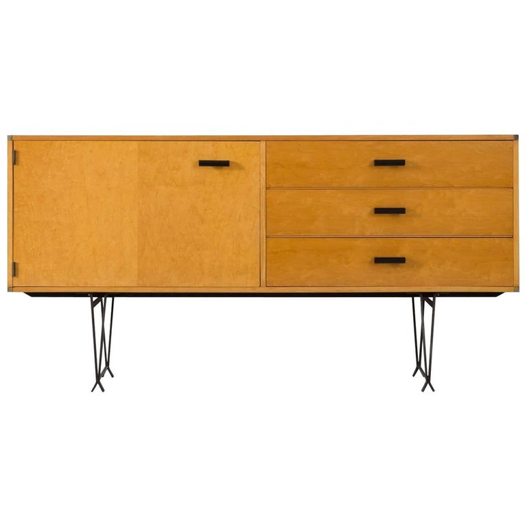 Fristho Sideboard with Metal Legs