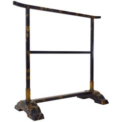 Elegant Japanese Edo Period Rack