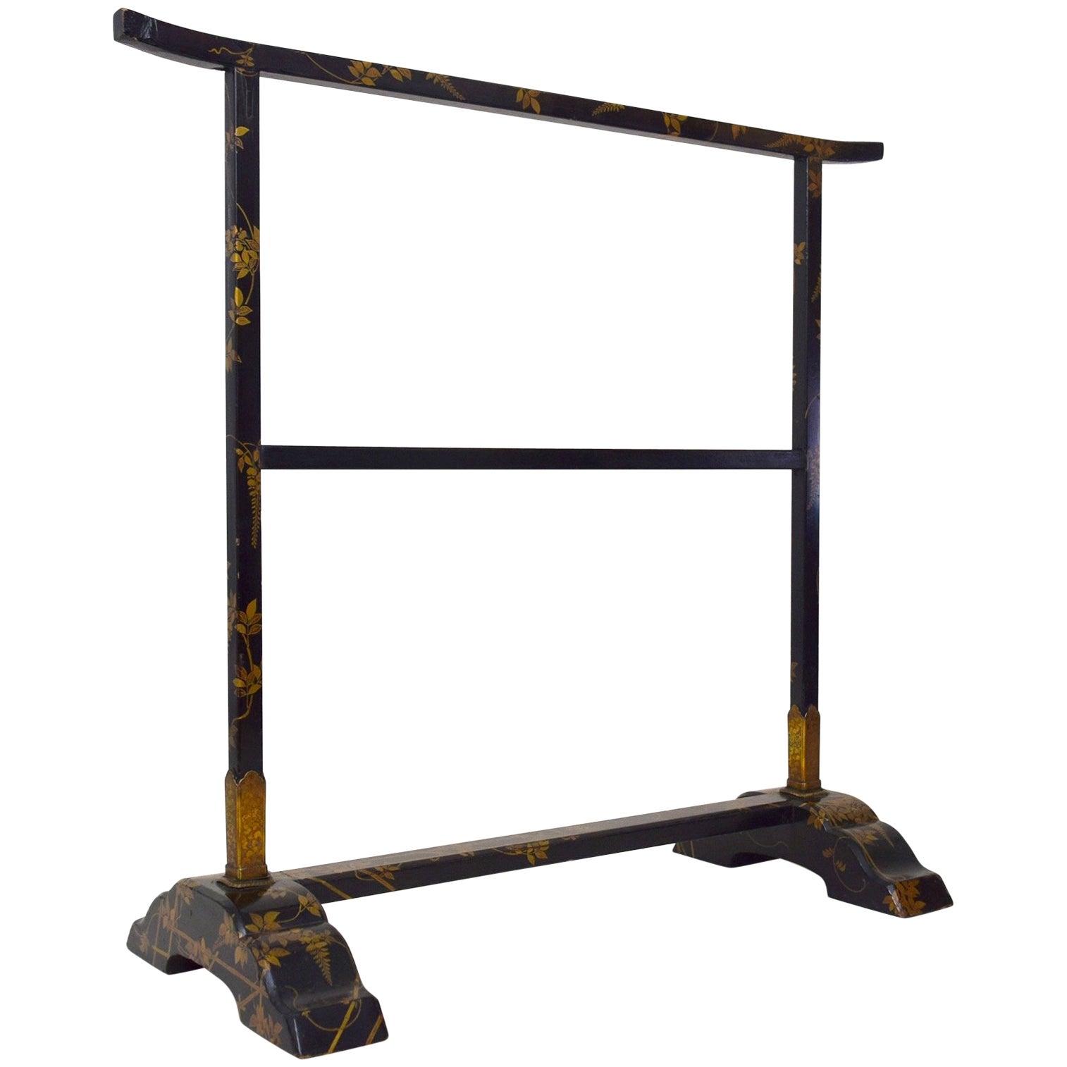 Elegant Japanese Edo Period Rack