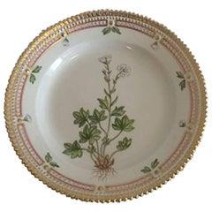 Royal Copenhagen Flora Danica Salad Plate #20/3573