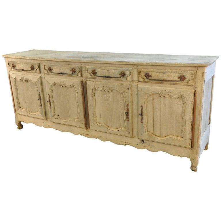 19th Century French Provencal Buffet or Enfilade