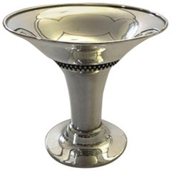 Mogens Ballin Silver Bowl or Vase