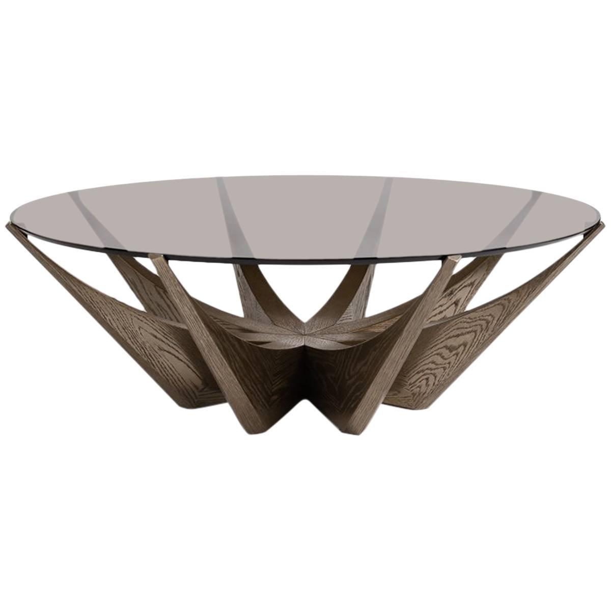 Georgis & Mirgorodsky, 'Whalebone' Custom Coffee Table, USA, 2017