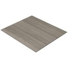 Salvatori Filo Flush 3 / 100 Shower Tray in Bamboo Texture Silk Georgette® Stone