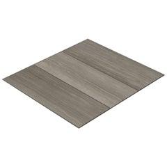Salvatori Filo Flush 3 / 80 Shower Tray in Bamboo Texture Silk Georgette® Stone
