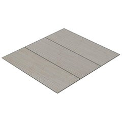 Salvatori Filo Flush 3 / 80 Shower Tray in Raw Texture Crema d'Orcia Stone