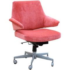 Danish Modern Desk Chair by Jacob Jensen for Labofa Mobler, 1960s
