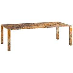Cappellini Vendome Marble Rectangular Table or Desk