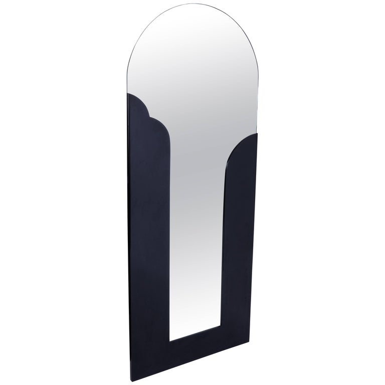 Chic Arch Shape Hanging Mirror