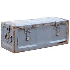 Vintage U.S. Army Ammo Fuze Case, WWII