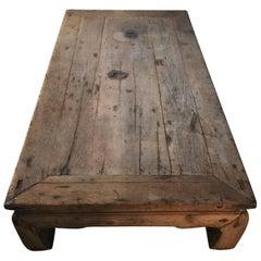 Coffee Table, Teak Wood