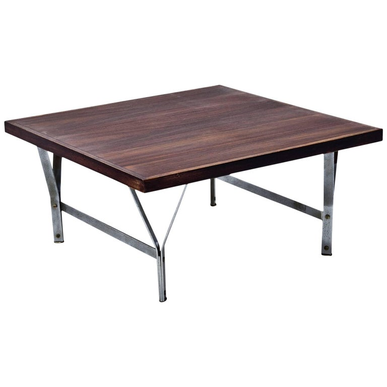 Midcentury Coffee Table, Probably Italy