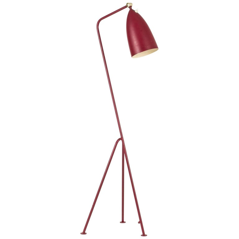"""Grasshopper"" Floor Lamp by Greta Magnusson-Grossman For Sale"