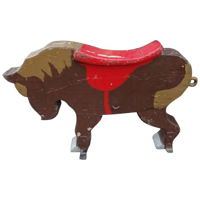 Carousel / Merry Go Round Animal, Pony