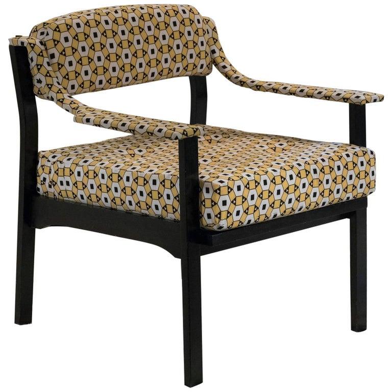1950s Italian Lounge Chair